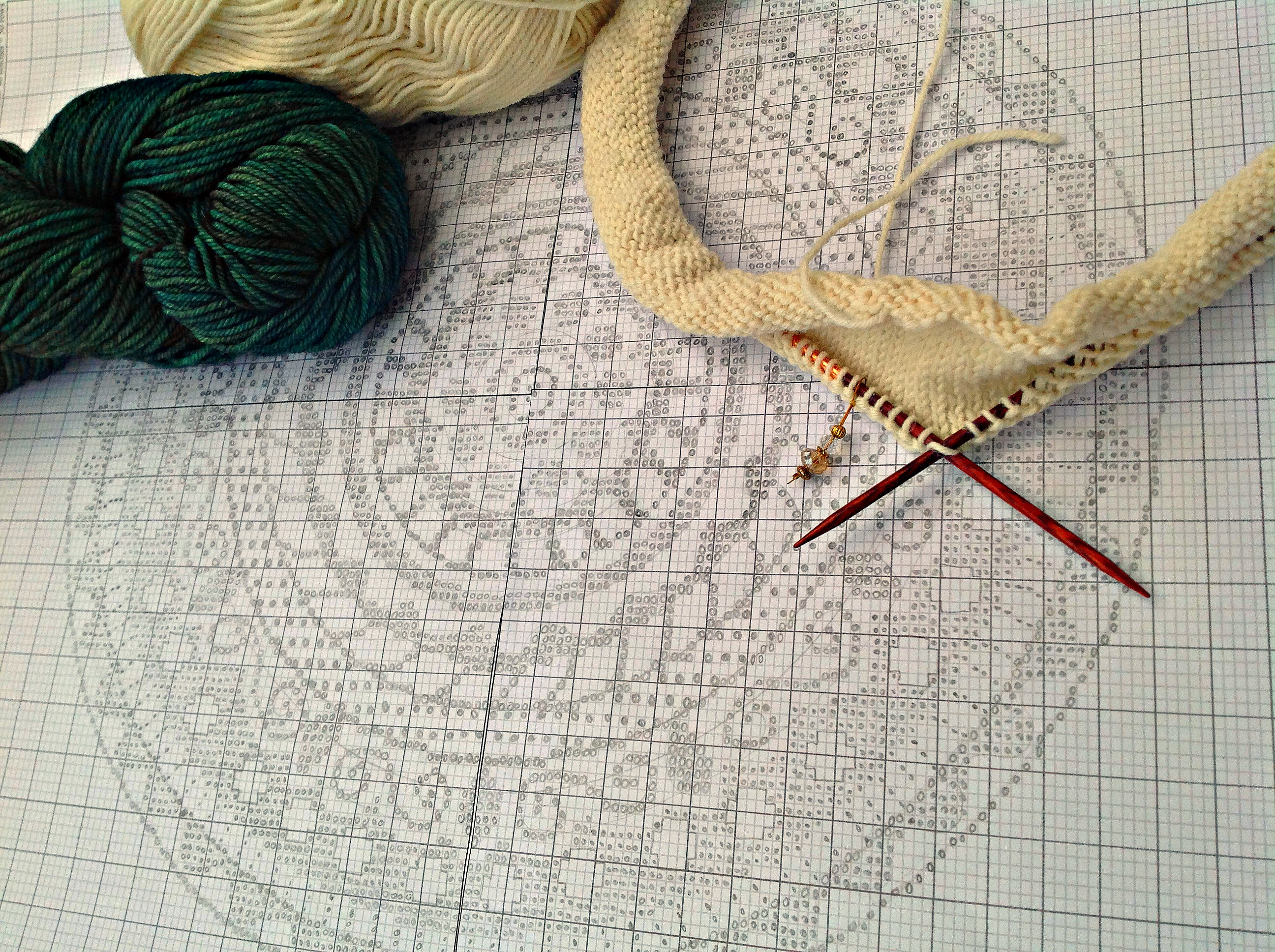 Crochet Patterns Using Mandala Yarn : crochet mandalas the twisted yarn