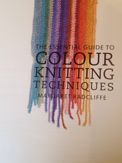 Colour Knitting Techniques - Margaret Radcliffe