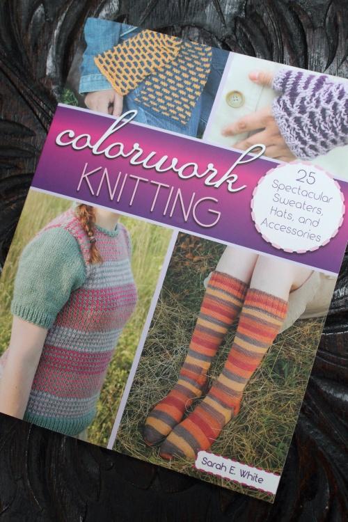 Sarah E White colorwork knitting