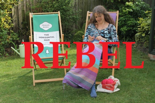 knitting rebel